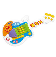 Игрушка Weina «Рок-гитара», детская гитара, музыкальная гитара
