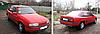 Лонжероны Opel Vectra A (Опель Вектра А) 1988-1995 года выпуска