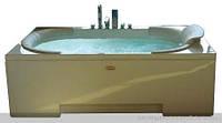 Ванна с гидромассажем JACUZZI J-SHA MI 180х90х60см