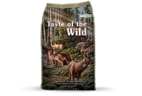 Taste Of The Wild-Pine Forest Canine - сухой корм для собак с олениной и бобовыми 2,27кг