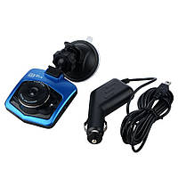 Недорогой автомобильный видеорегистратор SJcam HD 720P, Синий