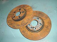 Передние  тормозные диски для 2.0JTD Fiat Scudo (Citroen Jumpy,Peugeot Expert)