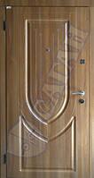 Дверь входная Саган 850х2030;950х2030 мм металл-МДФ №126