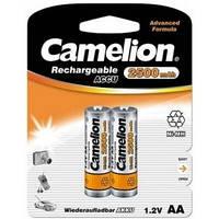 Зарядные устройства АА Camelion 2500 mAh (NH-AA2500BP2)
