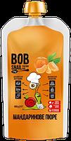 Пюре из Мандарина без сахара Bob Snail (400 грамм)