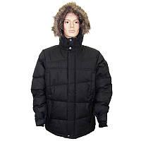 Мужская куртка Columbia PORTAGE GLACIER™ III DOWN JACKET черная