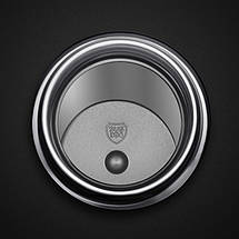 Термос с LED индикатором температуры, сенсорный, 500 ml Premium, Нержавеющая сталь, фото 2