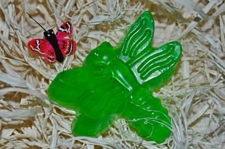 Мыло натуральное Бабочка 60 грамм