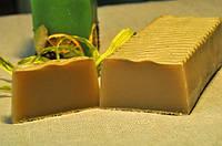 Мыло нарезное Зеленая глина 100 грамм