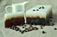 Мыло нарезное Кофе с молоком 100 грамм