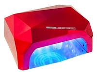 Гибридная УФ LED+CCFL лампа для гель-лаков Quick Nail Lamp