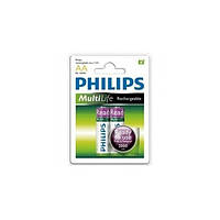 Зарядные устройства АА Philips Ready to Use 2000 mAh