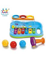 """Игрушка Huile Toys """"Ксилофон"""", детский музыкальный ксилофон"""