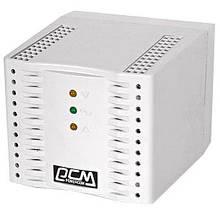 Стабилизатор Powercom TCA-600 White ступеневий