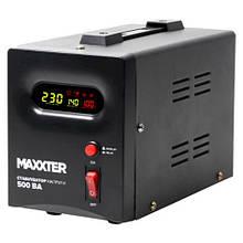 Стабілізатор Maxxter MX-AVR-S500-01