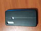 Чехол- книга Premium для Xiaomi Redmi Note 8T   (черный), фото 2