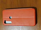 Чохол - книга Premium для Xiaomi Redmi Note 8T (червоний), фото 2