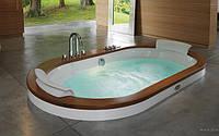 Ванна с гидромассажем JACUZZI Opalia wood