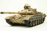 Танк VSTANK PRO Russian Army Tank T72 M1 1:24 IR (Desert)