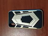 Накладка Armor Case iPhone X / XS 5.8 з підставкою (золото), фото 2