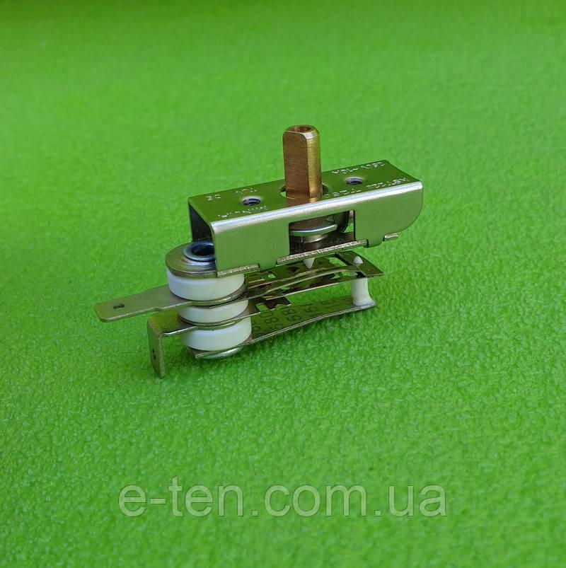 """Механічний Терморегулятор MINJIA KST228 / 16А / 250V / Т250 для електроплит """"Леміра"""", """"Злата"""", """"Елна"""" та ін."""