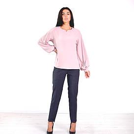 Женские брюки Альмира клетка №2