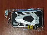Накладка  Armor Case  iPhone X / XS 5.8  с подставкой  (серебро), фото 3