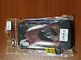 Накладка  Armor Case  iPhone X / XS 5.8  с подставкой  (бордовый), фото 3