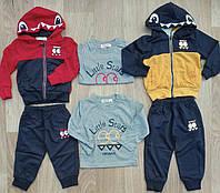 Трикотажний костюм-трійка для хлопчиків Sincere, 80-110 рр. Артикул: LL2841