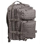 Рюкзак тактичний Mil-Tec LASER CUT URBAN 36 л Сірий