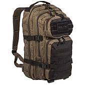 Рюкзак штурмовой Sturm Mil-Tec 20 Л Олива/Черный