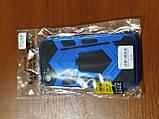 Накладка  Armor Case  iPhone 7 / 8 / SE 2020  с подставкой  (синий), фото 3