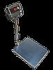 Товарные весы ЗЕВС™ нержавеющего исполнения 400х500 ВПЕ150 (А12ESS)