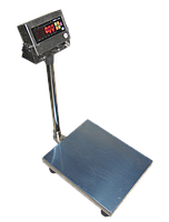 Товарные весы ЗЕВС™ нержавеющего исполнения 400х500 ВПЕ30 (А12ESS), фото 1