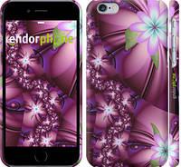 """Чехол на iPhone 6 Цветочная мозаика """"1961c-45"""""""