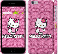 "Чехол на iPhone 6 Hello kitty. Pink lace ""680c-45"""
