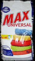 """Стиральный порошок автомат """"MAX universal"""" 5кг (лучше чем Gallus, Power Wash, Onyx)"""