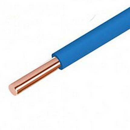 Провод медный ПВ1 10мм ГОСТ, фото 2
