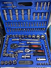"""MARSHAL Набір інструменту 108 предметів MT-4108, 1/2"""", 1/4"""" (6г.)(4-32мм)"""