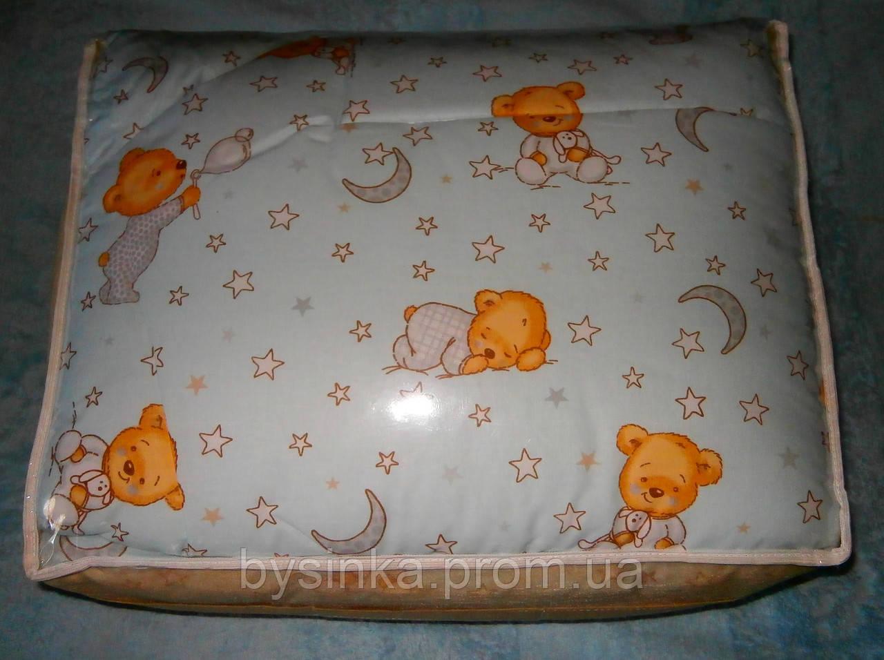 Одеяло и подушка для новорожденных