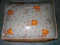 Одеяло и подушка для новорожденных, фото 1
