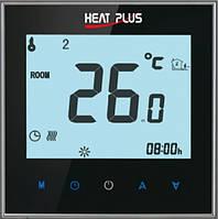Регулятор температуры Heat Plus iTeo4 (черный)