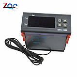 Цифровой регулятор температуры STC-1000, 220В, фото 2