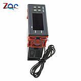 Цифровой регулятор температуры STC-1000, 220В, фото 4