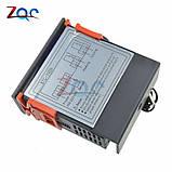 Цифровой регулятор температуры STC-1000, 220В, фото 8