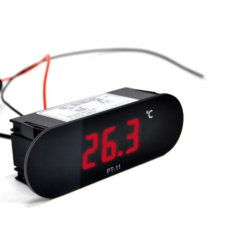Цифровий термометр PT-11, 12В