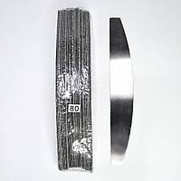 Металлическая пилка с сменными файлами-абразивами 80 грит (50шт)