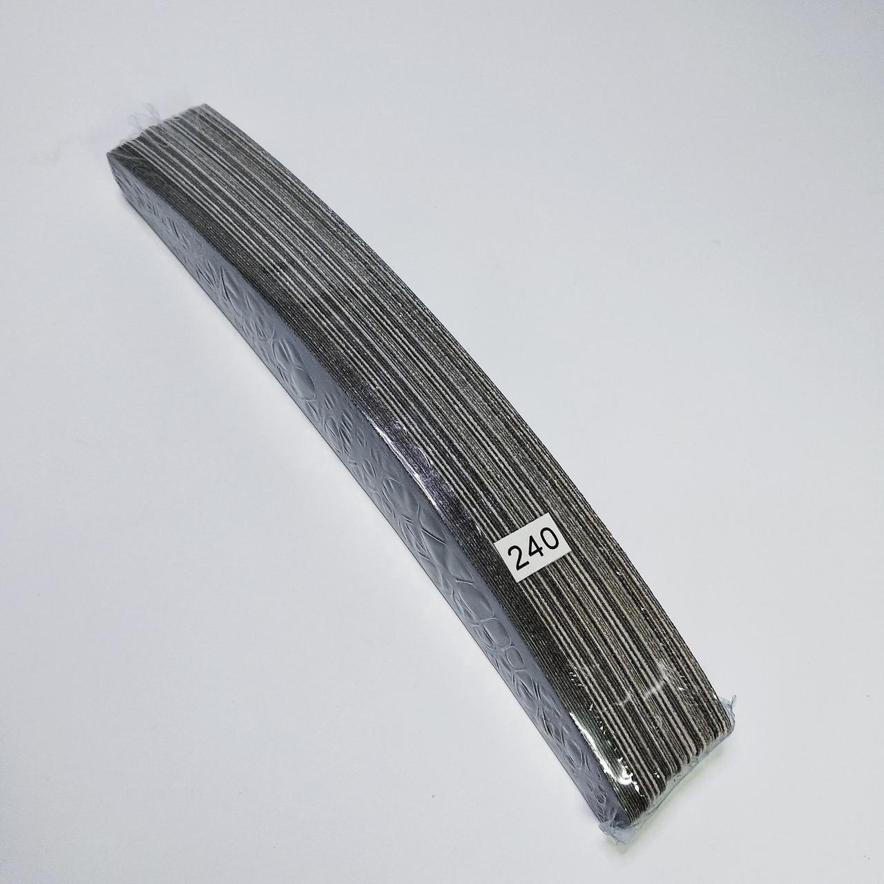 Файлы сменные 240 грит для пилок  маникюрных лодочка 50 шт