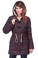 Женская зимняя куртка парка  купить в Украине по низким ценам