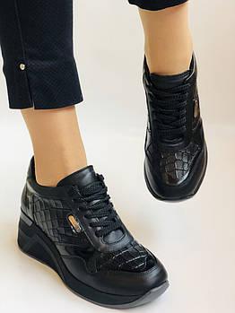 Хит! Стильные женские кроссовки на платформе.Турция.Alpino. Натуральная кожа. Высокое качество Размер 37